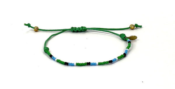 Animal Welfare Institute String Tie Bracelet