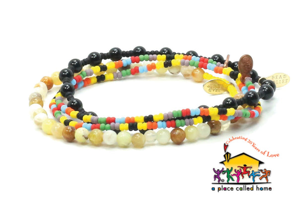 A Place Called Home Bracelet Combo Stack - Bead Relief