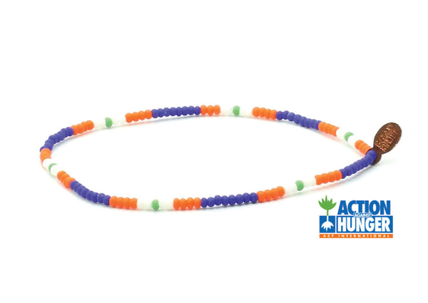Action Against Hunger Bracelet - Bead Relief