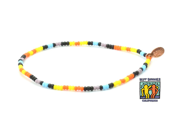 Best Buddies California Bracelet - Bead Relief