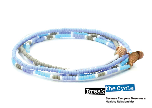 Break the Cycle Bracelet 5-pack - Bead Relief