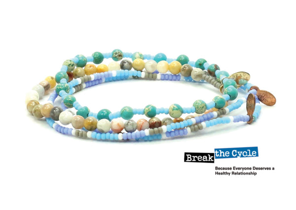 Break the Cycle Bracelet Combo Stack - Bead Relief