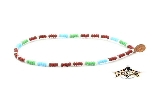 Dusty's Riders Bracelet - Bead Relief