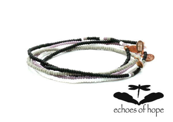 Echoes of Hope Bracelet 5-pack - Bead Relief