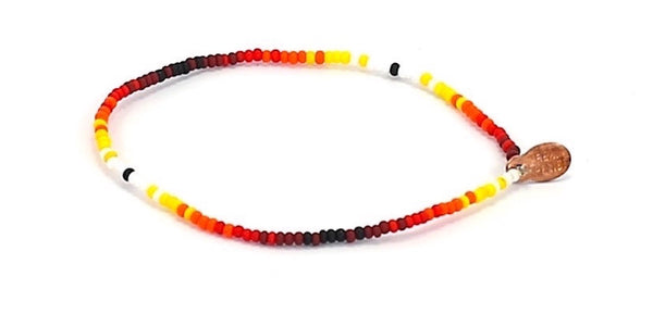 Fire Bracelet - Bead Relief