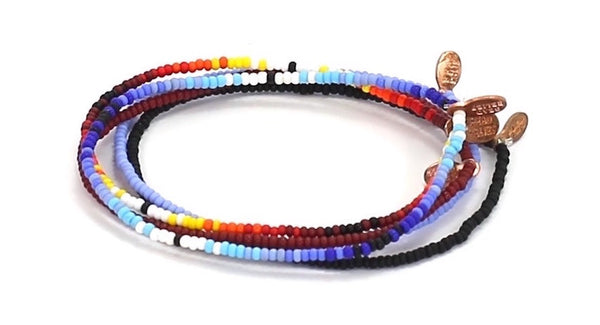Fire & Ice Bracelet 5-pack - Bead Relief