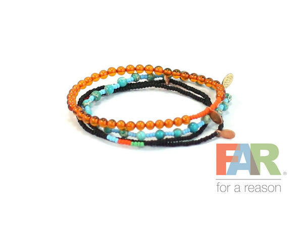 For A Reason Bracelet Combo Stack - Bead Relief