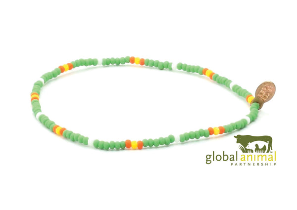Global Animal Partnership Bracelet - Bead Relief