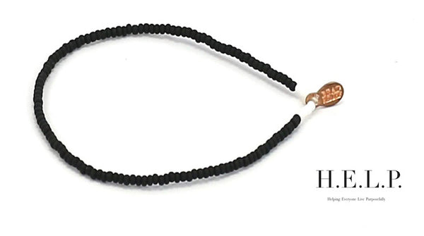 H.E.L.P Everyone Bracelet - Bead Relief