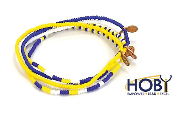 HOBY Bracelet 5-pack - Bead Relief