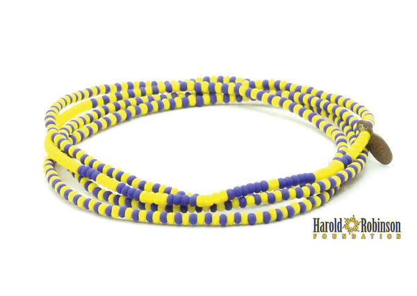 Harold Robinson Foundation Wrap Bracelet - Bead Relief