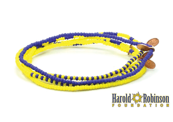 Harold Robinson Foundation Bracelet 5-pack - Bead Relief