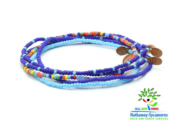 Hathaway-Sycamores Bracelet 5-pack - Bead Relief