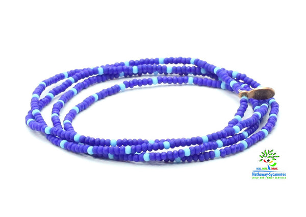 Hathaway Sycamores Wrap Bracelet - Bead Relief
