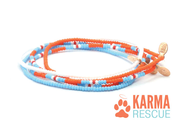 Karma Rescue Bracelet 5-pack - Bead Relief