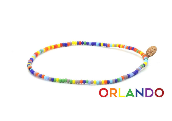 Remember Orlando Bracelet - Bead Relief