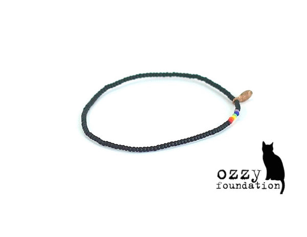 The Ozzy Foundaiton Bracelet - Bead Relief