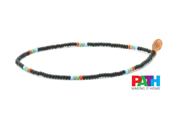 PATH Homeless Assistance Bracelet - Bead Relief