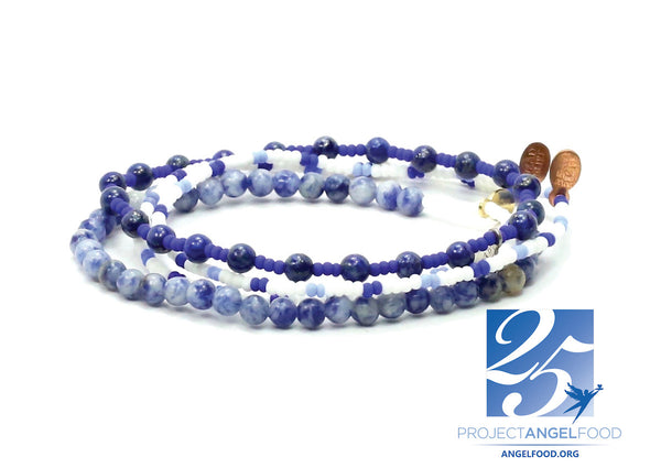 Project Angel Food Bracelet Combo Stack - Bead Relief