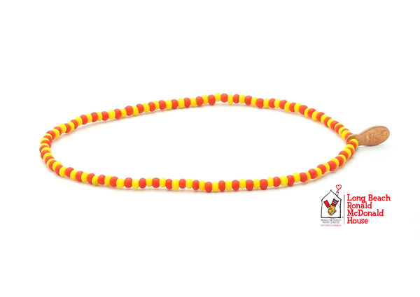 Ronald McDonald House Long Beach Bracelet - Bead Relief