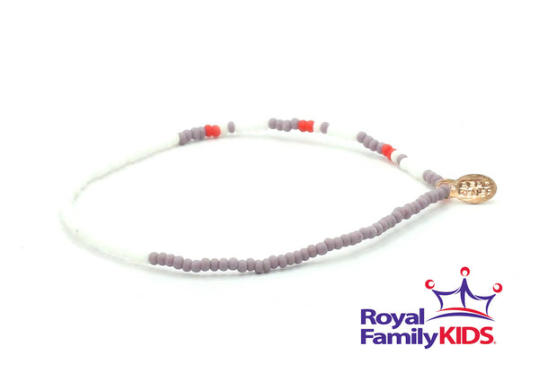 Royal Family Bracelet - Bead Relief