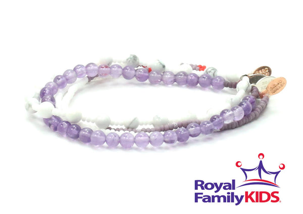 Royal Family Kids Bracelet Combo Stack - Bead Relief
