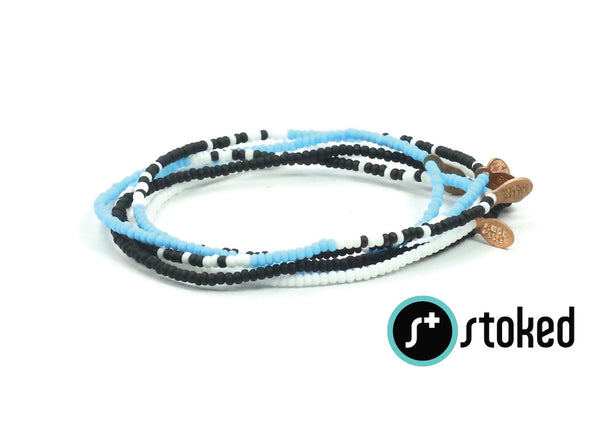 Stoked Bracelet 5-pack - Bead Relief
