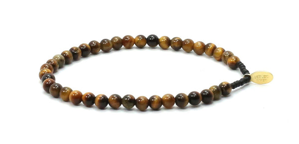 Tiger's Eye | Clarity Bracelet