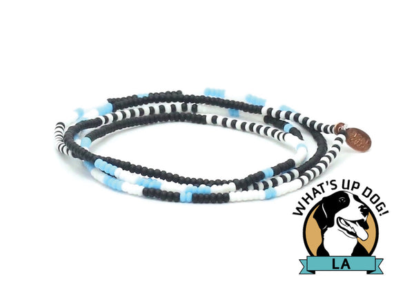 What's Up Dog! LA Wrap Bracelet - Bead Relief