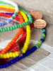 MINDFUL MORSE CODE BEADED BRACELETS (SET OF 7) - Bead Relief