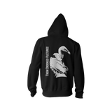 Turn Your Back Zip Hoodie - Them Crooked Vultures  - 3