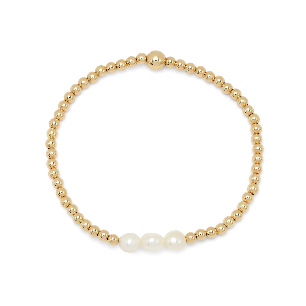 zoom to products of white mouse pearl untitled joomi lim ring recovered double gold with over set rings pearls band