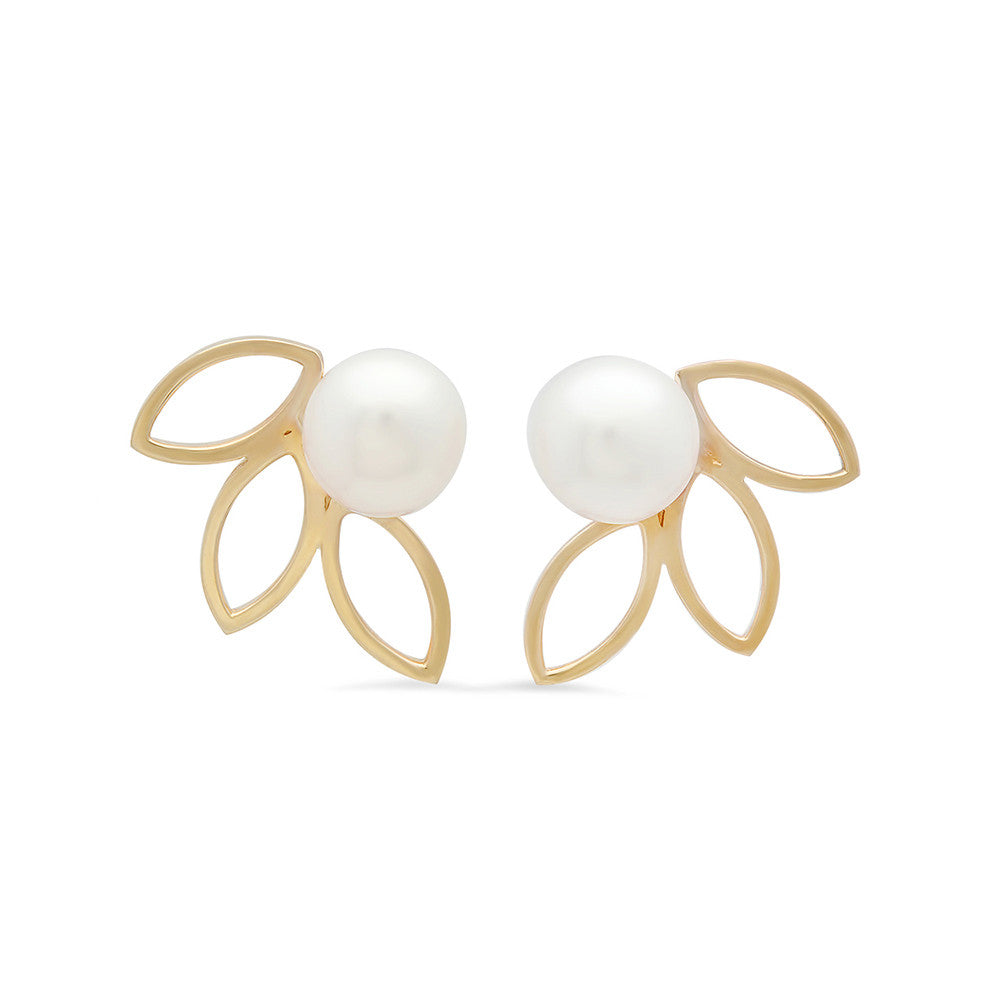 y marco yellow gold products africa drop peral earrings pearl africagoldpearlearrings