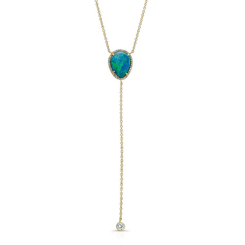 Opal Flirt Necklace