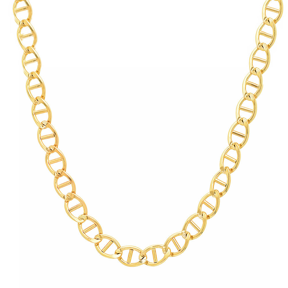 nechl full products short necklace classic the line chain