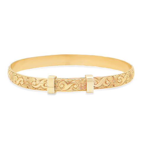 striiike bracelets bracelet gold bangle collections thick iconery bangles large fill