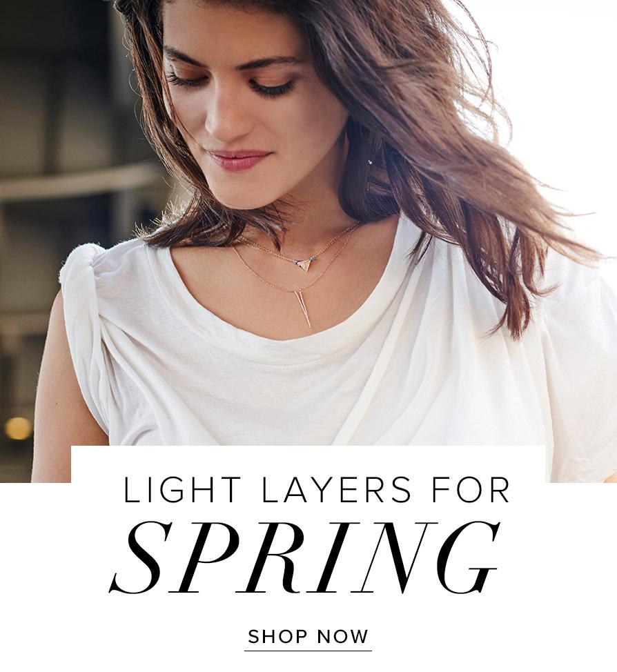 Light Layers for Spring