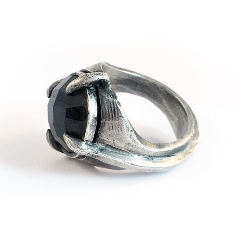 Cian Silver Ring