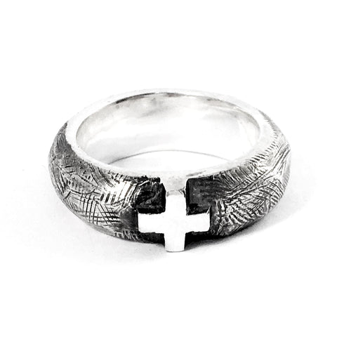 Maali Plus Silver Ring