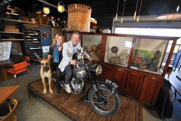 LA Times: Old and Young Get Along Famously at Big Daddy's Antiques