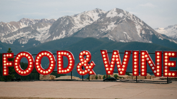 Aspen Food & Wine - Wine Sisterhood