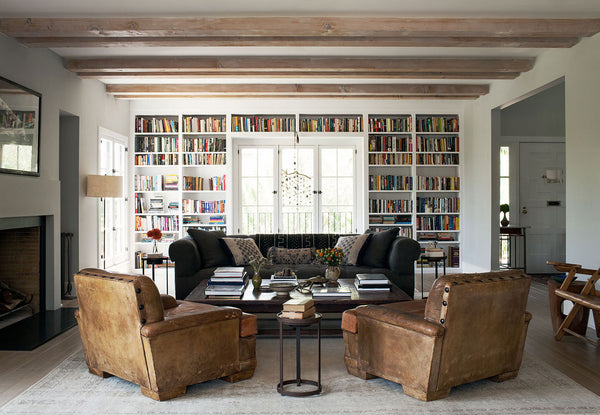 The home of actor Michael C. Hall in Lonny Mag