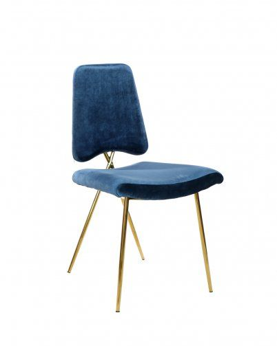 CHANTILLY DINING CHAIR NAVY