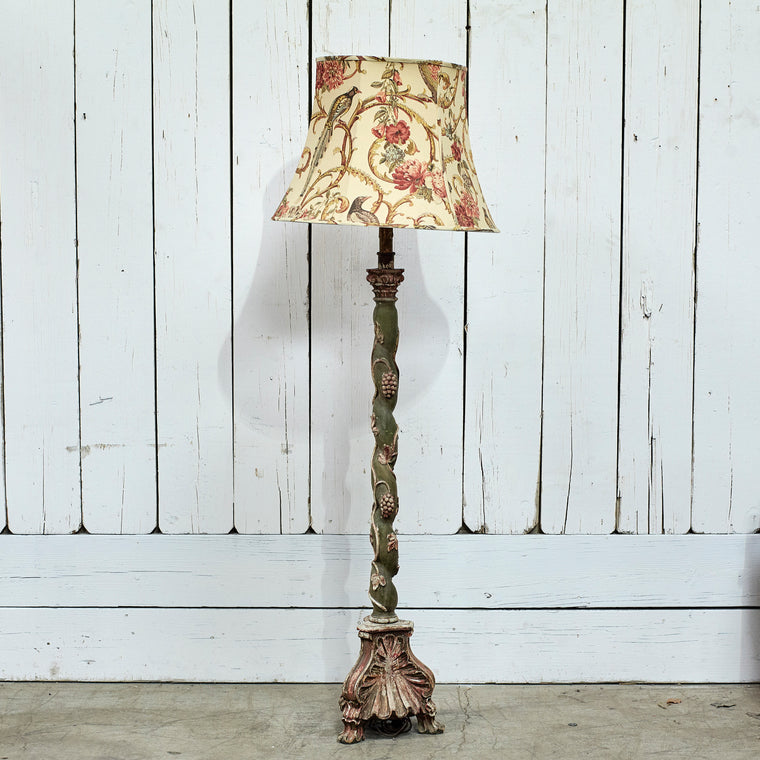 Decorative Vintage Floor Lamp