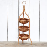Three Tier Basket Stand