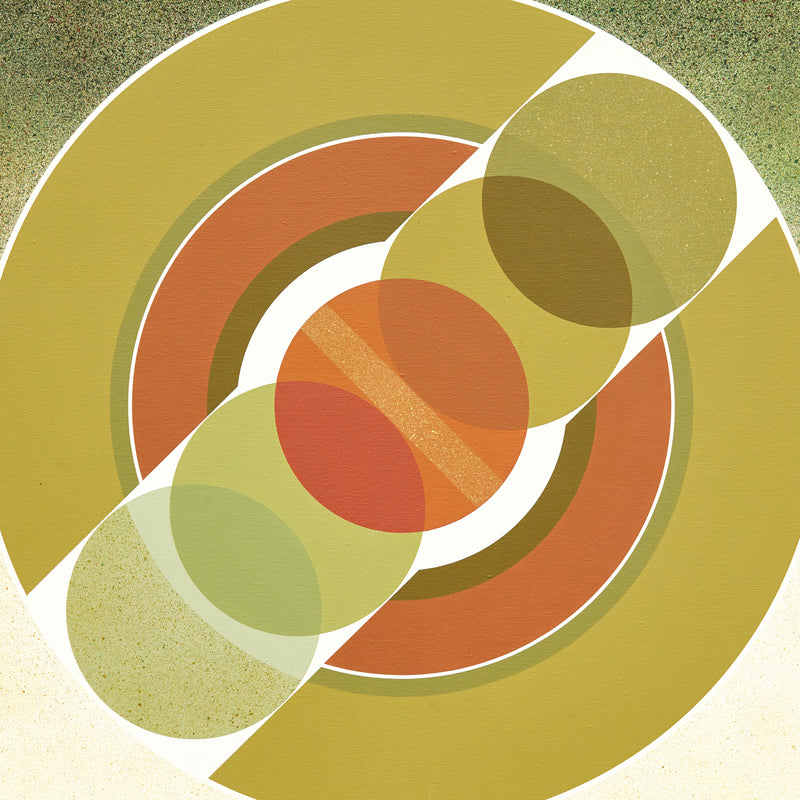 Mid-Century Green Art
