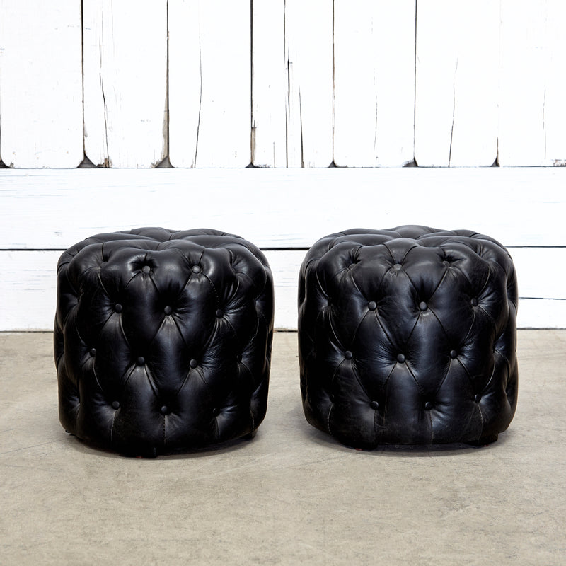 BUTTONED UP STOOL