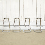 Paperclip Stool Set of 4