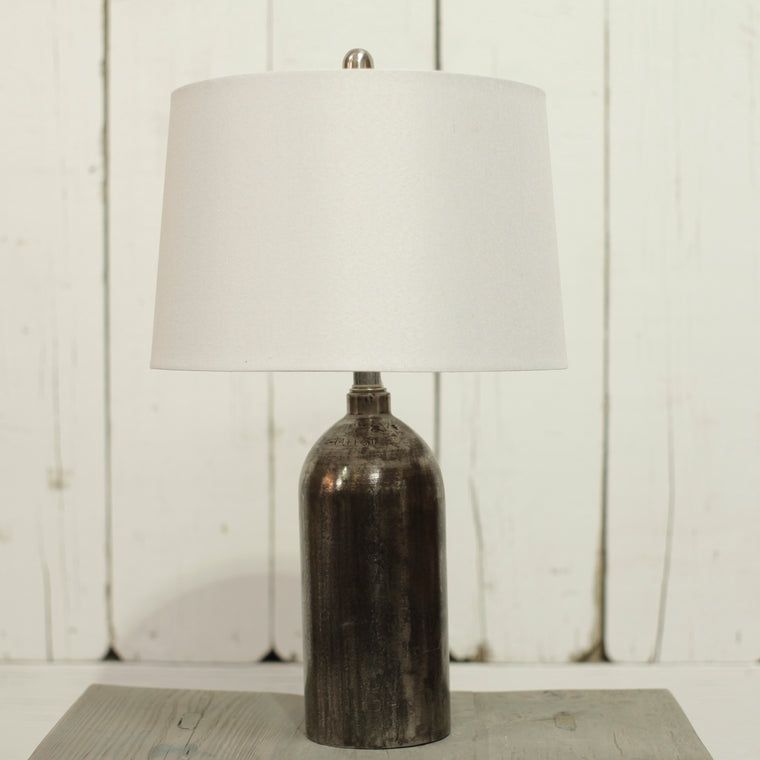 Vintage Fire Hydrant Lamp