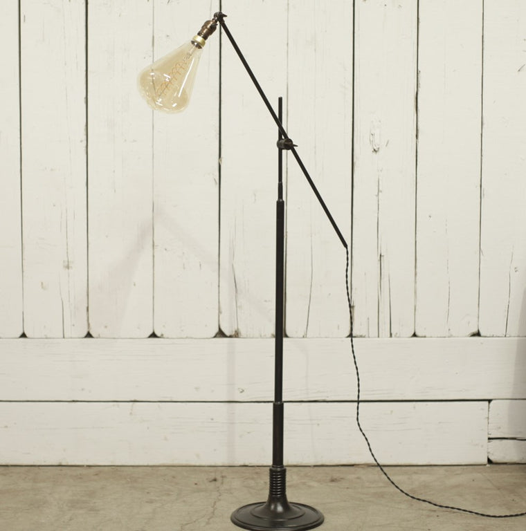 Custom Large Bulb Floor Lamp